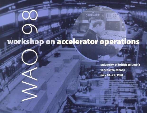 WAO'98 PosterWorkshop on Accelerator Operations     